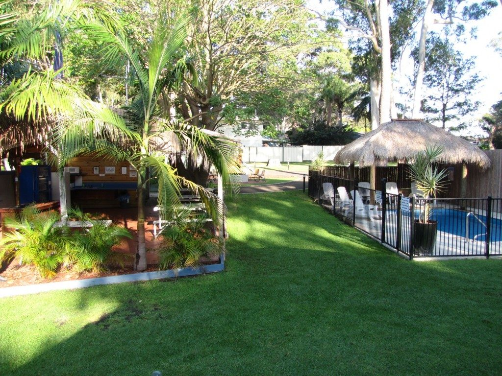 Palm Beach Caravan Park Amenities